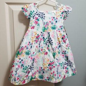 Oshkosh Floral Dress 24mo